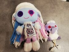 Monster High Friends Plush Abbey Abominable Doll