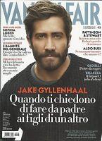 Jake Gyllenhaal Vanity Fair Magazine Sophia Loren Robert Pattinson Jessica Biel