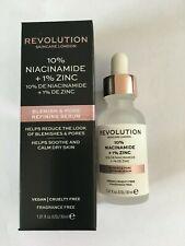 Revolution Skincare 10% Niacinamide Blemish & Pore Refining Serum Vegan 30ml