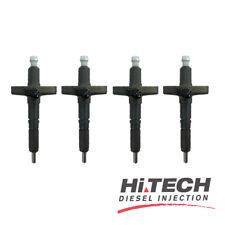 Mitsubishi Pajero 4M41 3.2L turbo diesel injector set 105118-7830 / ME203961