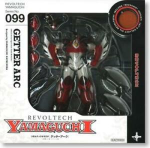 NEW Revoltech YamaguchiNo.99 Getter Robo Arc GETTER ARC FigureKAIYODO from Japan