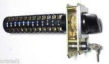 Interrupteur BACO à clef de sécurité EN-HORS Contacts: 22 travail 2 repos