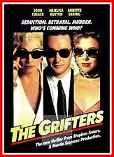 The Grifters   Film Noir Movie Posters Classic Cinema