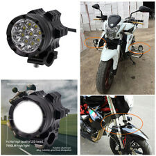 Universal Motorcycle 9 CREE Chips Focusing LED Headlights Spotlight Fog Light