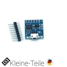 ATTINY85 Board Mini Arduino Micro USB Development Digispark Kickstarter Platine