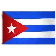 2x3 Cuba Flag 2'x3' Cuban House Banner grommets super polyester