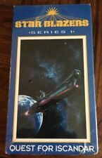 Star Blazers Series 1 Quest for Iscandar: Vol 9 Eps 17 & 18 VHS 80s sci-fi anime