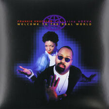 Welcome to the Real World by Frankie Knuckles (Vinyl, Aug-2014, Virgin)