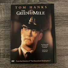 The Green Mile (Dvd, 1999, Single Disc Edition) Tom Hanks Stephen King