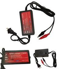 Weatherproof Battery Tender Charger for 6V-12V Batteries Car ATV Motorcycle Boat