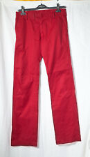 Y's For Men Yohji Yamamoto Red Pants