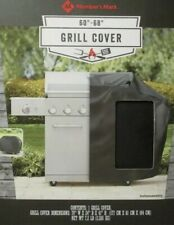 Premium Gas Grill Heavy Duty Cover 60-68 Inch Buckles 4 Custom Fit Members Mark