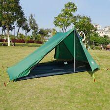 Ultralight Waterproof Trekking Pole Tent Three-season Outdoor Style Single Layer