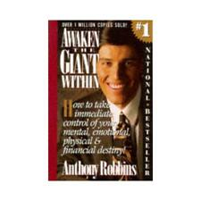 Awaken The Giant Within by Anthony Robbins (author)
