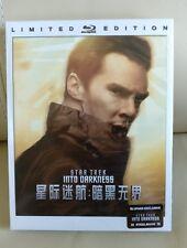 Star Trek Into Darkness Blufans Blu-ray Steelbook (Art C), New/Sealed,  313/400