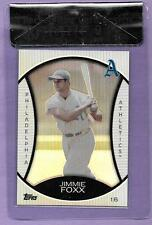 PC8 JIMMIE FOXX HOF BASEBALL CARD TOPPS ATHLETICS BECKETT 9 MINT RAW GRADED *ABC