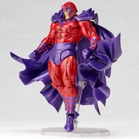 Kaiyodo figure complex AMAZING YAMAGUCHI Magneto No.006 OFFICIAL JAPAN Revoltech