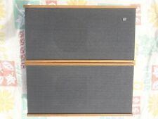 1960's Philips 22GL561 + 2 very Very good matched full range Philips 9710m/01