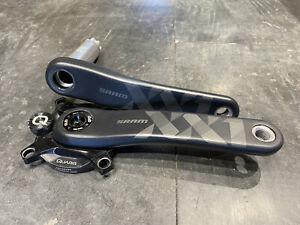 Biela SRAM XX1 Eagle Dub Quarq Powermeter 175mm
