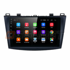 "For Mazda 3 2010 2011 2012 2013 Android 9.0 9"" Car GPS Radio Stereo Headunit US"