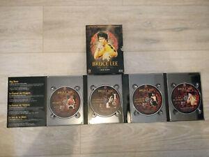 Coffret 4 DVD Bruce Lee