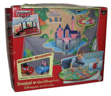 Disney World Cars Mini Adventures Disneyland Resort Paris Playmat w/ Lightning &