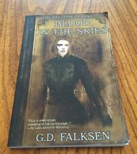 The Hellfire Chronicles: Blood in the Skies by G. D. Falksen Steampunk