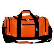 5515dd1d58d1 Duffle Gym Orange Unisex Bags   Backpacks