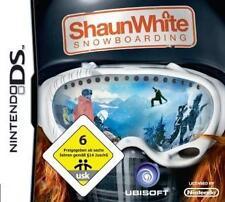 NINTENDO DS 3DS SHAUN WHITE SNOWBOARDING Gebraucht /Neuwertig