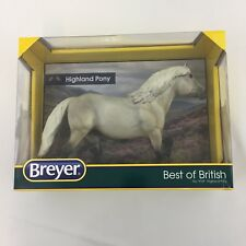 NEW Breyer Traditional Highland Pony Model Horse Best of British 9169 Doll