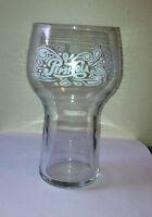 VINTAGE PEPSI COLA 1970's BEVERAGE DRINKING GLASS