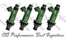 OEM Denso Carburante Iniettori Set per 99-01 Subaru Impreza 2.2 H4 00