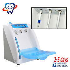 Dental Handpiece Lubrication System Lubricant Clean refueling Oil Machine -USA