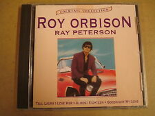 CD / ROY ORBISON - RAY PETERSON - COCKTAIL COLLECTION