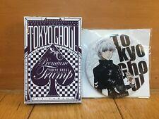 Tokyo Ghoul original Playing card Sui Ishida Trump New Japan limited can badge