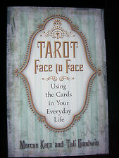 BRAND NEW! TAROT FACE TO FACE INSIGHTFUL FOR EVERY DAY EASY TO USE DIVINATION
