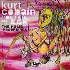 Montage of Heck the Home Recordings Universal Music Kurt Cobain 4760707 CD
