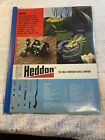 Heddon 1975 catalog old fishing lure 24