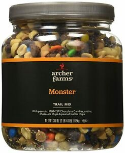 Archer Farms Monster Trail Mix - 36 oz Plastic Jar