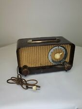 Vintage Zenith AM Parts Radio S-14976 Bakelite Circa 1940s  - Parts Radio B66