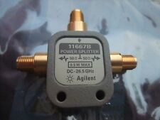 Agilent HP Keysight 11667B Power Splitter DC to 26.5 GHz