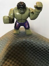 New Custom LEGO Minifigure Marvel Infinity Wars Superhero The Hulk