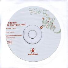 Handbuch: VODAFON DSL-EasyBox x02