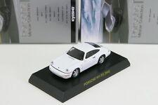Porsche 911 RS 964 White 1/64 Kyosho Porsche Minicar Collection 4 Japan 2011