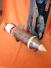 Tin Docking Space Rocket Spaceship Daiya Made In Japan