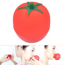 Women Red Tomato Lip Pump Plumper Enlarger Bigger Suction Tools Full Enhancer FO