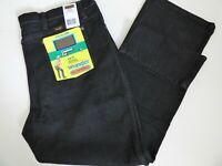 Wrangler 938 Cowboy Cut Slim Fit Heavyweight Jeans Men's - Black (0938BLK)