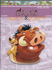 DISNEY LION KING TIMON AND PUMBAA BOOK GRAPHIC NOVEL DISNEYS