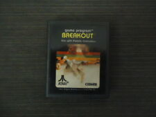 Breakout( Atari 2600 1978 ) Video Game Cartridge Only Tested Works