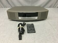 New listing Bose Wave Music System with Remote & Cords-